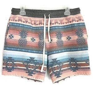 Chubbies The Roswells Pineapple Drawstring Shorts